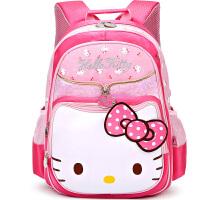 HelloKitty凯蒂猫 小学生书包1-3年级女孩儿童双肩背包 SK91002