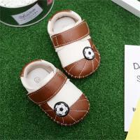 软底学步鞋 儿童学步鞋皮鞋 男宝宝室内学步鞋小童婴儿鞋