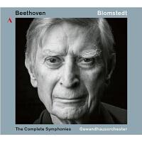 现货 [中图音像]贝多芬 交响曲全集 5CD Beethoven The Complete Symphonies