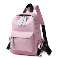 女士双肩背包 同款牛津布双肩包女新款潮韩版女包校园学生书包帆布背包