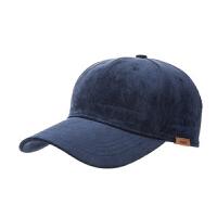 帽子男秋冬韩版潮鸭舌帽冬季时尚棒球帽男士户外冬天运动帽