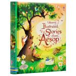 【中商原版】[英文原版]Illustrated Stories from Aesop Hardcover伊索寓言图画版