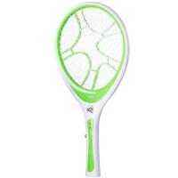 电子灭蚊器拍蚊器电纹点蚊拍电文香 可充电电池式三层网面电蚊拍电苍蝇拍