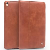 苹果iPad Pro全包保护套平板电脑pro 10.5寸商务真皮保护套 10.5寸ipad pro复古棕