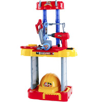 迪士尼Disney 过家家玩具 米奇百变工具套装儿童声光玩具男孩SWL-623