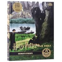 哈利波特电影回顾设定集4 霍格沃茨学生 Harry PotterThe Film Vault Volume 4 英文原版
