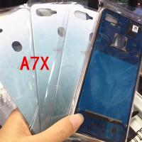 适用OPPO A7X电池后盖 后壳 A7X手机外壳 中壳中框 前壳前壳边框