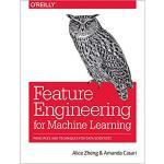 【预订】Feature Engineering for Machine Learning: Principles an