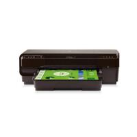 惠普HP 7110商用办公彩色喷墨A3幅面有线无线网络照片打印机