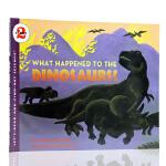 英文原版绘本What Happened to the Dinosaurs恐龙科普百科 自然科学入门启蒙 Dinosau