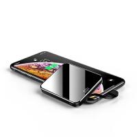 自带线迷你充电宝20000快充大容量手机小米oppo苹果魅族华为vivo通用便携冲8X小巧7女生移动