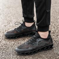 男鞋休闲鞋男士百搭气垫增高鞋学生户外跑步鞋透气潮流板鞋时尚篮球鞋
