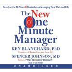 【预订】The New One Minute Manager CD