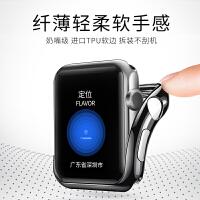 iwatch4保护壳apple watch 4超薄苹果手表壳iwatch3手表套全包电镀 i-watch40mm>酷炫