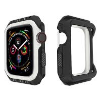 适用apple watch4保护套苹果4代手表壳iPhone watch3/2/1硅胶套