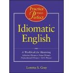 英文原版 熟能生巧:地道英语 英语惯用法 Idiomatic English