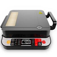 利仁(Liven) KLJ-D640 烤栗机 多功能板栗烧烤器 8大菜单功能 烤盘深度高 数码显示 智能触控