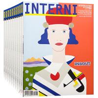 意大利文 INTERNI 杂志 订阅2020年 E15 家居 酒店 办公 商业 公共空间 室内设计 家具产品设计杂志