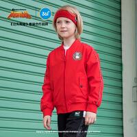 【1件3折到手价:101.7】361度男童梭织薄外套2021年春季N51933601