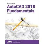 【预订】Autodesk AutoCAD 2018 Fundamentals 9781630571269