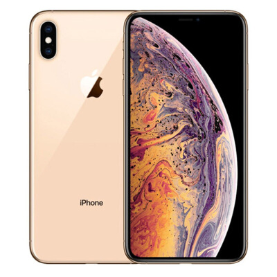Apple iPhone XS Max 256G 金色 支持移动联通电信4G手机 国行正品 全国联保 支持礼品卡