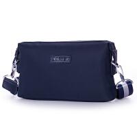 男士手拿包斜挎包单肩包大容量防水牛津纺帆布运动休闲背包BST