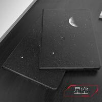 ipad2019新款air保护套网红带笔槽苹果10.5寸平板壳mini5可爱air3 ipadmini5专用带笔槽-星