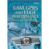 【预订】Gsm, Gprs and Edge Performance - Evolution Towards 3G/U