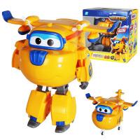 奥迪双钻超级飞侠玩具大号变形机器人全套装小飞侠玩具 多多