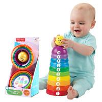[当当自营]Fisher Price 费雪 层叠彩虹杯 婴儿玩具 K7166