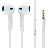 入耳式耳机线重MP3低音电脑手机通用面条耳机音乐手机入耳式运动耳机带麦线控苹果安卓华为小米