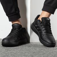 Adidas阿迪达斯男鞋运动休闲耐磨场下篮球鞋EG4272