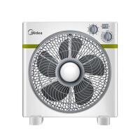 Midea/美的 电风扇 家用 台式转页扇 静音鸿运扇 电扇 白色 KYT30-15AW