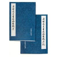 文物:历代碑帖法书精品选・唐褚遂良书雁塔圣教序2.5(全二册)