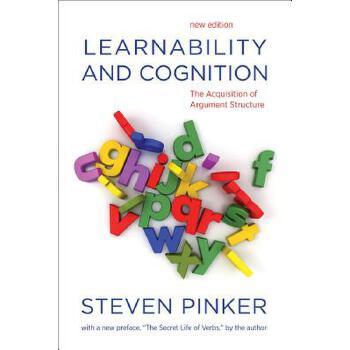 【预订】Learnability and Cognition: The Acquisition of Argument 预订商品,需要1-3个月发货,非质量问题不接受退换货。
