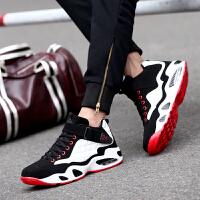 耐克运动NIKESP 2017春季新款男士运动AIR气垫增高篮球鞋学生青少年运动鞋
