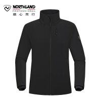 【过年不打烊】诺诗兰新款户外男式防泼水防风弹力保暖棉服GF075501