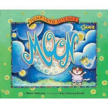 Moon(Jump into Science)国家地理儿童彩绘本-迷人的知识:月球 ISBN 9781426302503