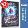 现货 冰雪奇缘2 英文书 暗影森林 进口图书 Frozen 2小说 Forest of Shadows 艾莎爱莎Elsa 安娜Anna 原创儿童小说 迪斯尼 冰雪奇缘2