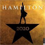 【预订】Hamilton 2020 Wall Calendar 9780789336071