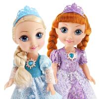 比娃娃套装公主奇缘单个会说话的智能女孩玩具