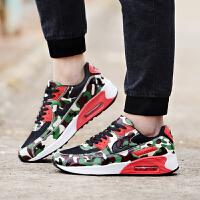 阿迪达斯支撑adiasZC 2017春夏季新款男士休闲运动旅游鞋迷彩鞋韩版气垫