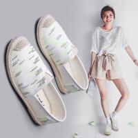女鞋夏季休闲鞋女板鞋帆布鞋女透气韩版2019新款女鞋学生百搭平底潮流