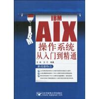 IBM AIX 操作系统从入门到精通 【正版库存旧书,下单咨询客服书品】