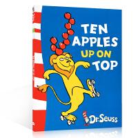 顺丰发货 Ten Apples Up on Top DR.SEUSS苏斯博士绿色系列:头上的10个苹果 美国Top 1