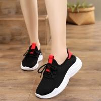 新款老北京布鞋女鞋透气单鞋纯色百搭运动跑步鞋