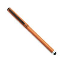 晨光文具 金属中性笔 AGP48701 哑光弹性漆插套中性笔 宝珠笔
