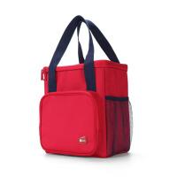 饭盒袋保温包户外野餐包防水手提便当包