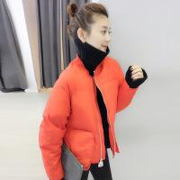 欧洲站冬装女2018新款欧货潮时尚韩版气质宽松轻薄短款羽绒服外套