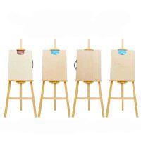 博格利诺 4K画板加强型素描画板木制A2写生画板美术绘画板画架板
